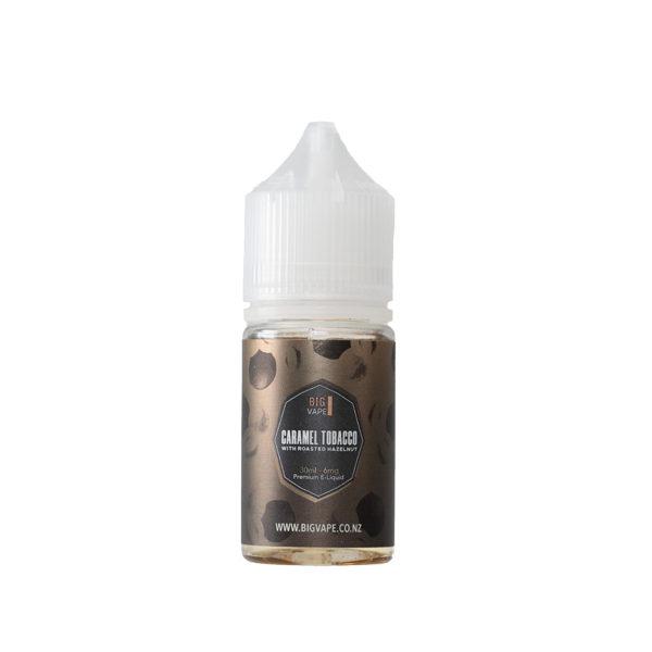 30ml Caramel Tobacco e liquid NZ