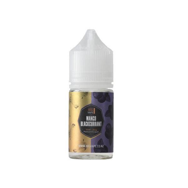 30ml Mango Blackcurrant e liquid NZ