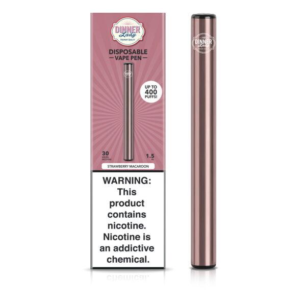 strawberry macaroon vape pen