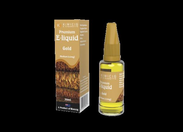 gold tobacco vape juice