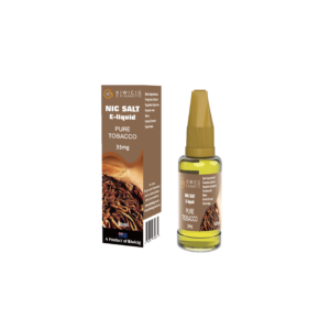 Kiwicig- Rich tobacco- Nicotine Salt 35 mg