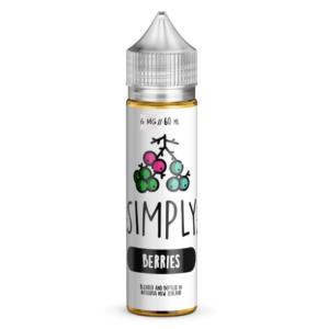 simply berries e liquid 6mg